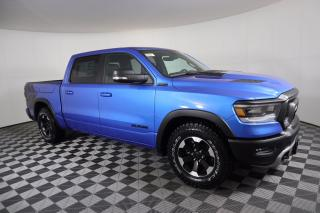 New 2021 RAM 1500 Rebel for sale in Huntsville, ON