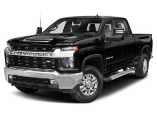 New 2021 Chevrolet Silverado 2500 HD LT - Duramax for sale in Burlington, ON