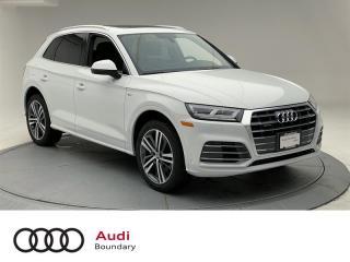 Used 2018 Audi Q5 2.0T Progressiv quattro 7sp S Tronic for sale in Burnaby, BC
