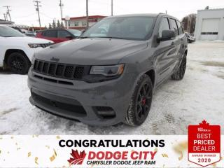 New 2021 Jeep Grand Cherokee SRT for sale in Saskatoon, SK