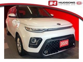 Used 2020 Kia Soul EX Hatchback | Rear Vision Camera | Front Fog Lights for sale in Listowel, ON