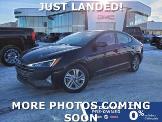 Used 2020 Hyundai Elantra Preferred FWD | Heated Seats | Heated Steering Wheel for sale in Winnipeg, MB
