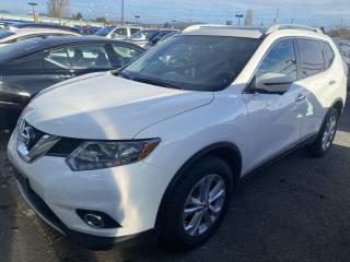 Used 2016 Nissan Rogue SV for sale in Duncan, BC