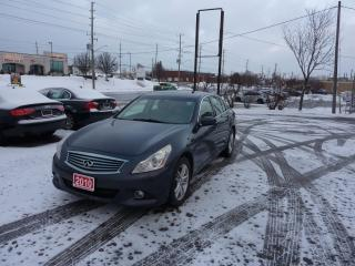 Used 2010 Infiniti G37 Luxury for sale in Kitchener, ON