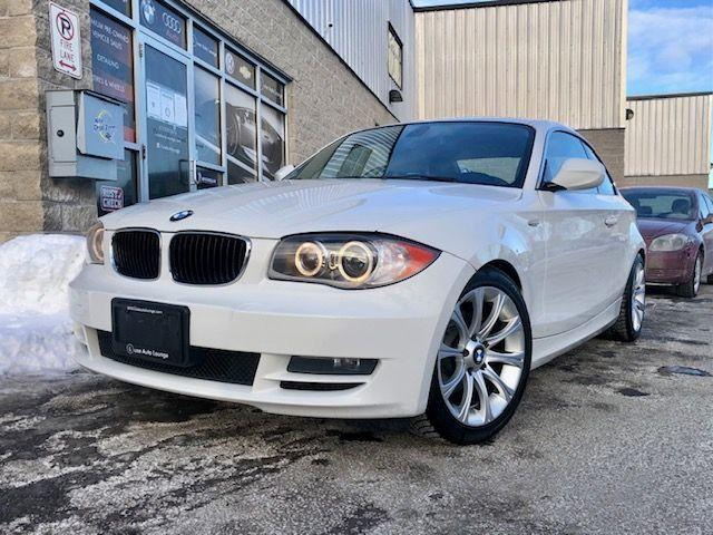 2011 BMW 1 Series 128i, LEATHER, HEATED SEATS, SUNROOF!!