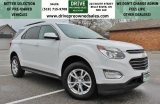 Used 2017 Chevrolet Equinox LT Heated Seats Bluetooth Backup Cam OnStar for sale in Belle River, ON