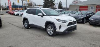 Used 2019 Toyota RAV4 AWD LE for sale in Burlington, ON