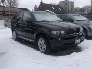 Used 2006 BMW X5 4dr SUV AWD 3.0i for sale in Waterloo, ON