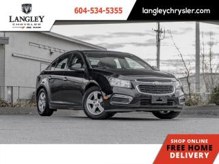 Used 2015 Chevrolet Cruze 2LT  Low KM/ Leather/ Bluetooth/ Sunroof/ Backup for sale in Surrey, BC