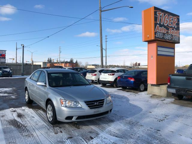 2010 Hyundai Sonata GL**ONLY 145KMS**AUTO**4 CYLINDER**CERTIFIED