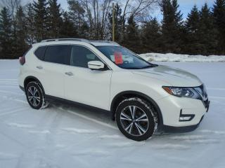 Used 2020 Nissan Rogue AWD /NAV / PANO ROOF /PRO PILOT ASSIST for sale in Beaverton, ON