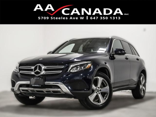 2019 Mercedes-Benz GLC-Class GLC 300|ACCIDENT FREE|PANO ROOF|LEATHER|NAVI