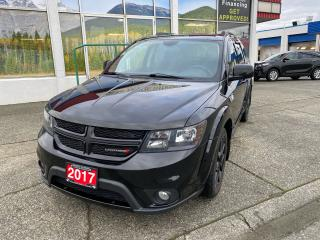 Used 2017 Dodge Journey SXT for sale in Campbell River, BC