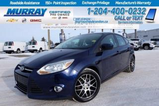 Used 2012 Ford Focus *Winter Tires/Rims Included* Remote Start* Bluetoo for sale in Brandon, MB