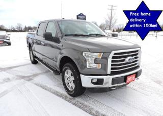 Used 2016 Ford F-150 XLT/XTR 1 owner Heated seats. Loaded for sale in Gorrie, ON