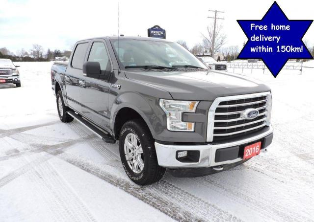 2016 Ford F-150 XLT/XTR 1 owner Heated seats. Loaded