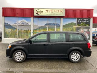 Used 2018 Dodge Grand Caravan CANADA VALUE PACKAGE for sale in Campbell River, BC