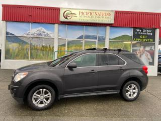 Used 2014 Chevrolet Equinox LT for sale in Campbell River, BC