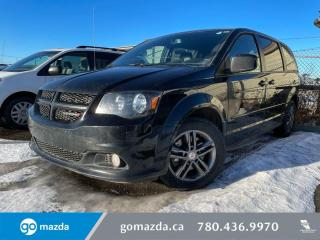 Used 2016 Dodge Grand Caravan R/T for sale in Edmonton, AB