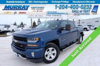 Used 2017 Chevrolet Silverado 1500 *Heated Seats*Remote Start*Backup Cam*Tow Pkg* for sale in Brandon, MB