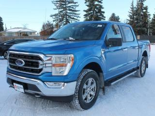 New 2021 Ford F-150 XTR | 4x4 | Fold Console | Hitch | Nav | Sync 4 for sale in Edmonton, AB