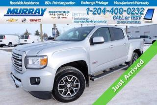 Used 2017 GMC Canyon All Terrain *3.6 V6 4x4*Heated Seats*Remote Start* for sale in Brandon, MB