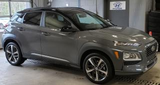 New 2021 Hyundai KONA 1.6T AWD Trend TWO-TONE TWO-TONE for sale in Port Hawkesbury, NS