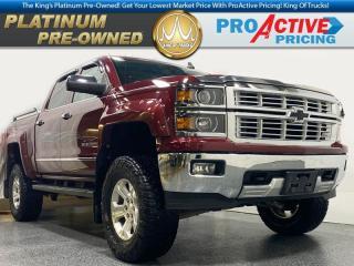 Used 2015 Chevrolet Silverado 1500 LTZ | Crew | 5.3L V8 | 6