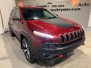Used 2015 Jeep Cherokee Trailhawk for sale in Peace River, AB