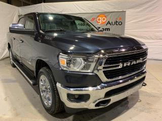 Used 2019 RAM 1500 Big Horn for sale in Peace River, AB