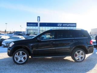 Used 2012 Mercedes-Benz GL-Class BLUE TEC/AWD/7 PASS/LEATHER/NAVI for sale in Edmonton, AB
