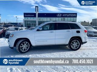 Used 2015 Jeep Grand Cherokee SUMMIT 4WD/PANO SUNROOF/LEATHER/NAV for sale in Edmonton, AB