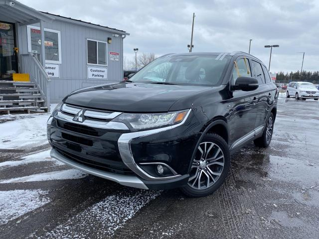 2017 Mitsubishi Outlander GT | 7PASS | LEATHE | ROOF | AWD