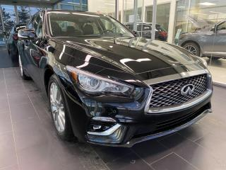 New 2021 Infiniti Q50 LUXE for sale in Edmonton, AB