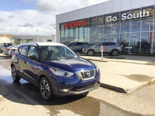 New 2020 Nissan Kicks SV for sale in Edmonton, AB