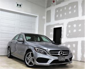 Used 2015 Mercedes-Benz C-Class C 400 AMG PKG BLIND SPOT NAVI REAR VIEW CAMERA for sale in North York, ON