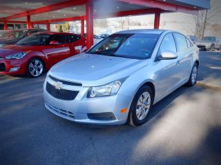 Used 2012 Chevrolet Cruze LT Turbo w/1SA for sale in Saint John, NB