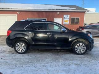 Used 2011 Chevrolet Equinox LTZ for sale in Saskatoon, SK