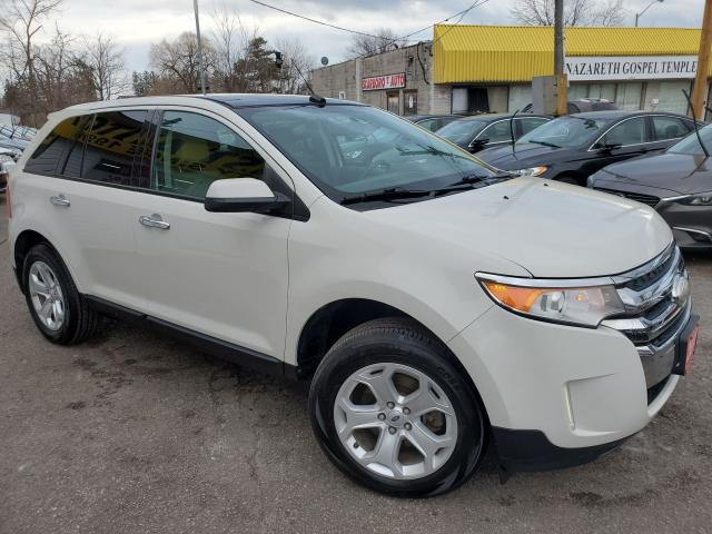 2011 Ford Edge SEL/NAVI/CAMERA/LEATHER/ROOF/LOADED/ALLOYS++