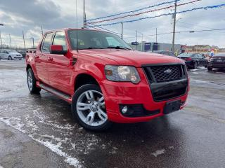Used 2008 Ford Explorer Sport Trac ADRENALIN | LEATHER | ROOF for sale in London, ON