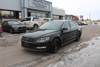 Used 2015 Volkswagen Passat COMFORTLINE for sale in Calgary, AB