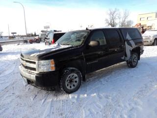 Used 2008 Chevrolet Silverado 1500 for sale in Winnipeg, MB