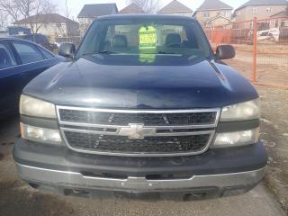 Used 2006 Chevrolet Silverado 1500 Base for sale in Oshawa, ON