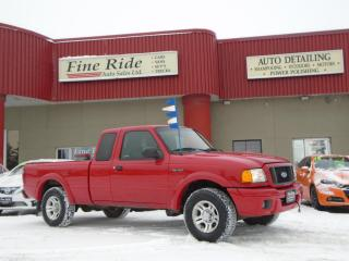 Used 2005 Ford Ranger EDGE for sale in West Saint Paul, MB