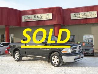 Used 2011 RAM 1500 SLT **SOLD** for sale in West Saint Paul, MB