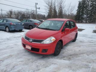Used 2009 Nissan Versa SL LOW KMS CERTIFIED for sale in Stouffville, ON