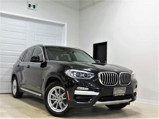Used 2018 BMW X3 xDrive30i XLINE REAR VIEW CAMERA for sale in North York, ON