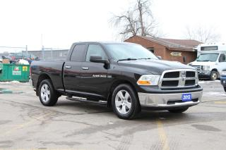 Used 2012 RAM 1500 SLT 4X4 for sale in Brampton, ON