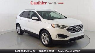 Used 2020 Ford Edge SEL AWD, 2.0L Eco, Navigation, Heated Leather Seat for sale in Winnipeg, MB