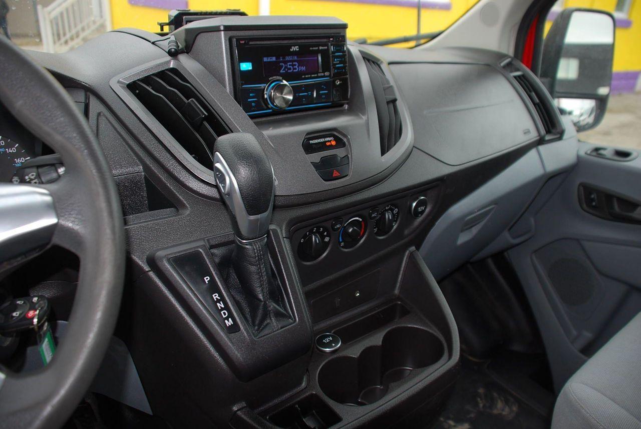 2016 Ford Transit 250